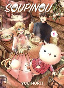 Soupinou, «Kesaran Nanigashi ja Keitto Shop» (Horii) – Komikku Éditions  – 7,99€