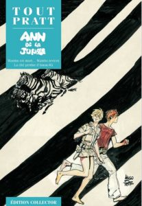 Ann de La Jungle T1 (Pratt) – Editions Altaya – 12,99€