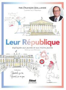François Hollande devient auteur de BD ! Enfin, presque…