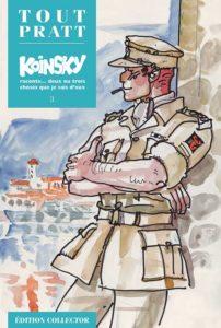 Koinsky raconte… Deux ou trois choses que je sais d'eux T3 (Pratt) – Editions Altaya – 12,99€