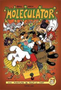 Le Moleculator (Jekyll, Vanessa) – Editions Lapin – 16€