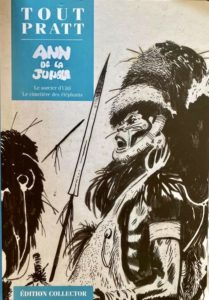 Ann de La Jungle T2 (Pratt) – Editions Altaya – 12,99€