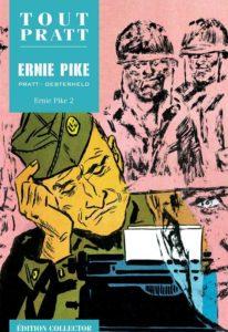 Ernie Pike 2 (Pratt-Oesterheld) – Editions Altaya – 12,99€