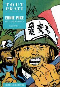Ernie Pike 1 (Pratt-Oesterheld) – Editions Altaya – 12,99€