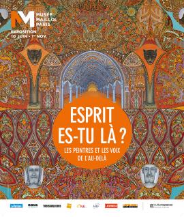 «Esprit es-tu là ? Les peintres et les voix de l'au-delà» – Musée Maillol, Paris – Du 10 juin au 1er novembre 2020
