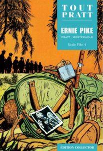 Ernie Pike 4 (Pratt-Oesterheld) – Editions Altaya – 12,99€