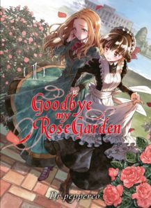 Goodbye my Rosegarden (Dr.Pepperco) – Komikku Éditions – 7,99€