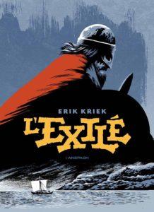 L'Exilé (Erik KRIEK) – Editions Anspach – 29€