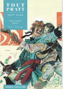 L'île au trésor / Enlevé ! (Milani-Pratt)  – Editions Altaya – 12,99€
