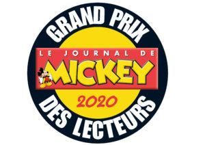 Rencontre avec Christophe Cazenove, un des deux parrains du Prix des Lecteurs du Journal de Mickey
