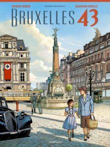 Bruxelles 43 (Weber, Deville) – Editions Anspach – 14.50€