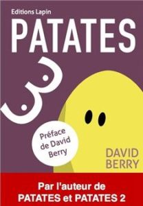 Patates 3 (Berry) – Editions Lapin – 16€