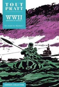 WW2, Histoires de Guerre 2 (Pratt) – Editions Altaya – 12,99€