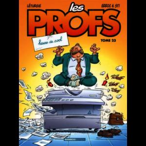 Les Profs T23 (Erroc, Sti, Léturgie, Guénard) – Bamboo – 10,95€