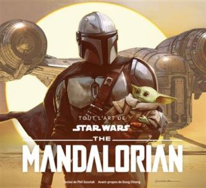 Star Wars – Tout l'Art de The Mandalorian (Szostak) – Huginn & Muninn – 39,95€