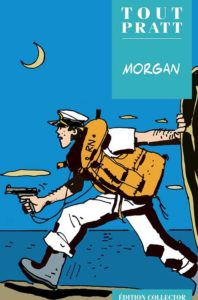 Morgan (Milani, Pratt) – Editions Altaya – 12,99€