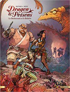 Dragon & Poisons T2 (Bauthian, Morse, Kaori) – Drakoo – 14,50€