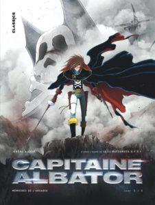 Capitaine Albator, Mémoires de l'Arcadia tome 3 (Alquié) – Kana – 12,99€
