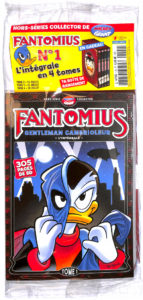 Fantomius : la saga de l'été pour les fans de canards