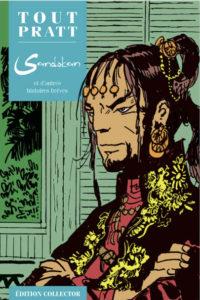 Sandokan et d'autres histoires brèves (Pratt) – Editions Altaya – 12,99€