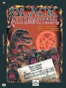 Black Alligator (Jover, Palma, Doc JPP) – Editions Tartamudo – 16€