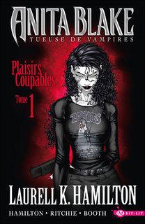 Anita Blake – Tueuse de vampires T1
