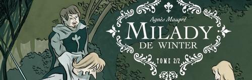 Rencontre avec Agnès Maupré – Auteur de Milady de Winter
